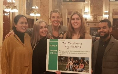 Derde Kinderrechten Award op wordt 18 november 2019 uitgereikt