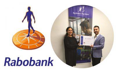 Rabobankfonds Rotterdam draagt financieel bij